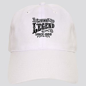 Living Legend Since 1958 Cap