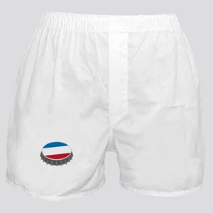 Bottle Cap Boxer Shorts
