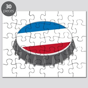 Bottle Cap Puzzle