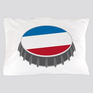 Bottle Cap Pillow Case