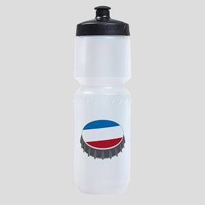 Bottle Cap Sports Bottle