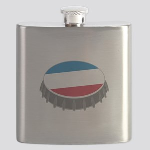 Bottle Cap Flask