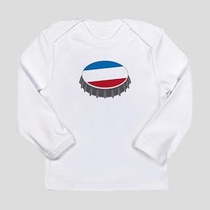 Bottle Cap Long Sleeve T-Shirt