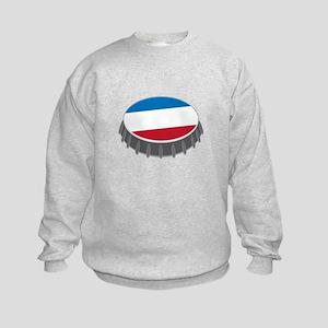 Bottle Cap Sweatshirt