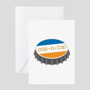 Pop.A.Top Greeting Cards
