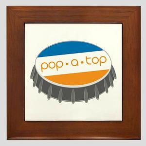 Pop.A.Top Framed Tile