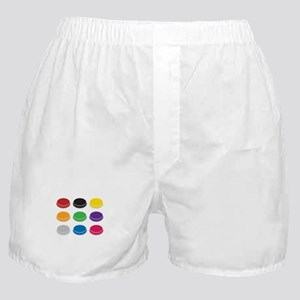 Bottle Caps Boxer Shorts