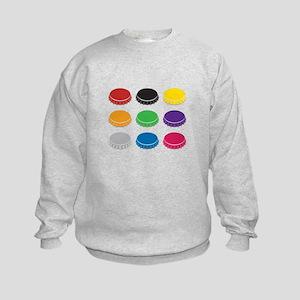 Bottle Caps Sweatshirt
