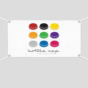 Bottle Cap Collector Banner