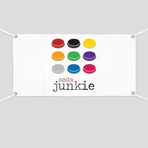 Soda Junkie Banner