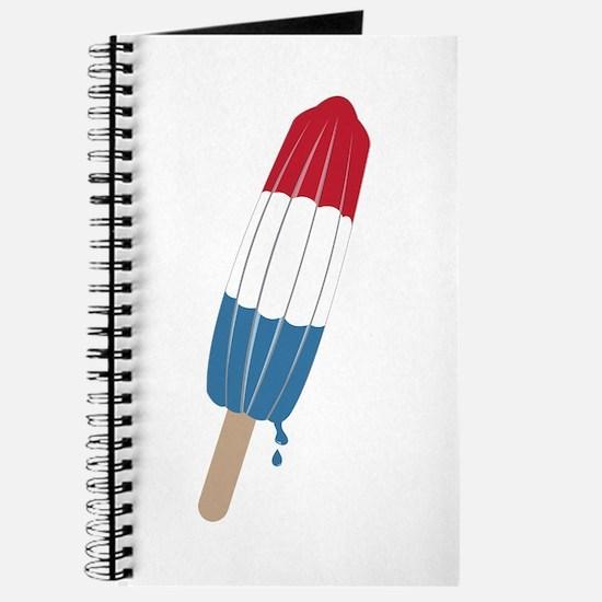 Popsicle Rocket Journal