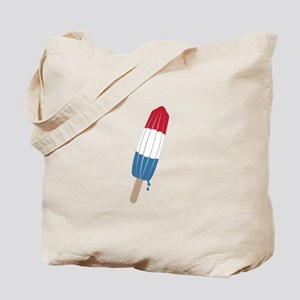 Popsicle Rocket Tote Bag