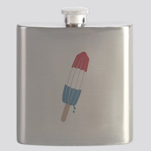 Popsicle Rocket Flask