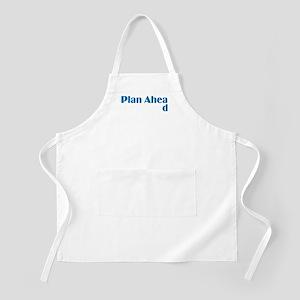Plan Ahead BBQ Apron