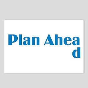 Plan Ahead Postcards (Package of 8)