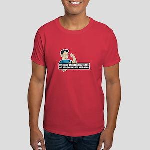 Feats of Strength Dark T-Shirt