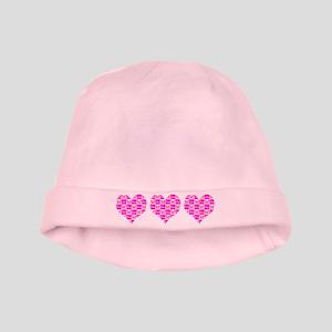 BUTTERFLY LOVE baby hat