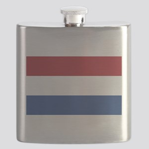 Netherlands Flag Flask