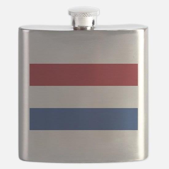 Netherlands Flag Flask