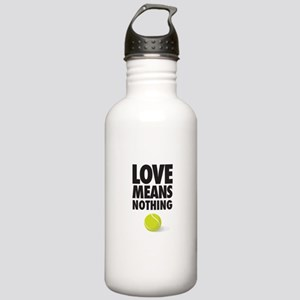 LOVE MEANS NOTHING - TENNIS Water Bottle