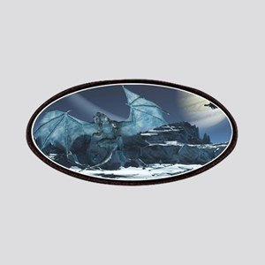 Ice Dragon Patches