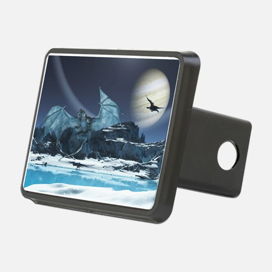 Ice Dragon Hitch Cover