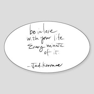 Kerouac Sticker