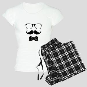 Mister Moustache Women's Light Pajamas