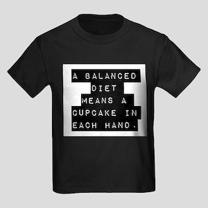 A Balanced Diet Means T-Shirt
