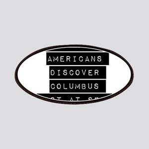 1492 Native Americans Patches