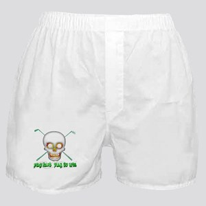 Sonic Golf Boxer Shorts