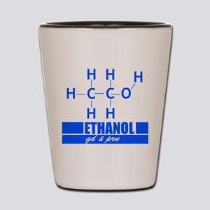ETOH QD and PRN Shot Glass