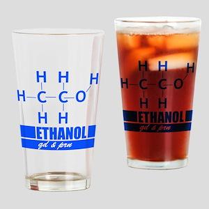 ETOH QD and PRN Drinking Glass