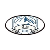 Alta ski Patches