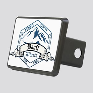 Banff Ski Resort Alberta Hitch Cover