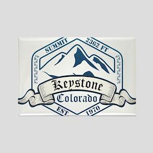 Keystone Ski Resort Colorado Magnets