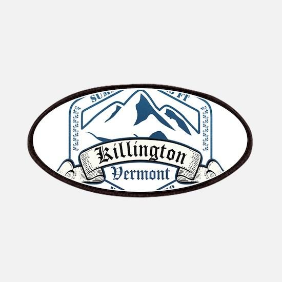 Killington Ski Resort Vermont Patches
