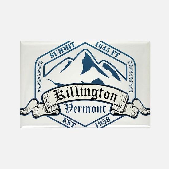 Killington Ski Resort Vermont Magnets