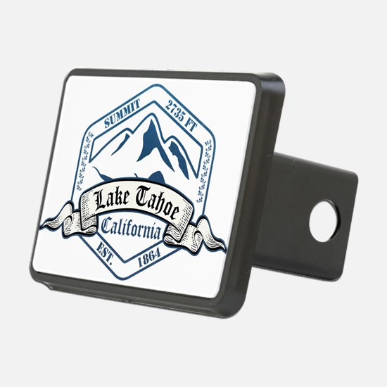 Lake Tahoe Ski Resort California Hitch Cover