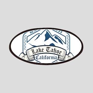 Lake Tahoe Ski Resort California Patches