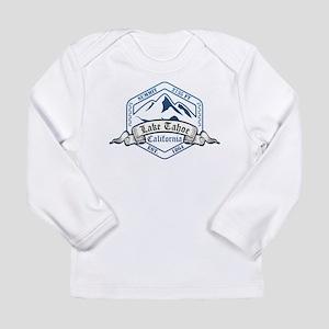 Lake Tahoe Ski Resort California Long Sleeve T-Shi