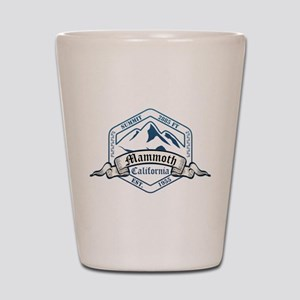 Mammoth Ski Resort California Shot Glass