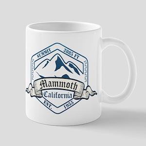 Mammoth Ski Resort California Mugs