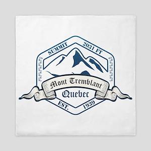 Mont Tremblant Ski Resort Quebec Queen Duvet
