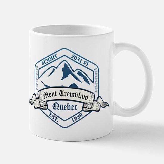 Mont Tremblant Ski Resort Quebec Mugs