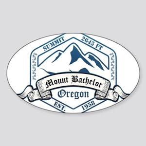 Mount Bachelor Ski Resort Oregon Sticker