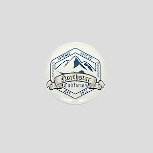 Northstar Ski Resort California Mini Button