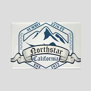 Northstar Ski Resort California Magnets