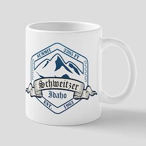 Schweitzer Ski Resort Idaho Mugs