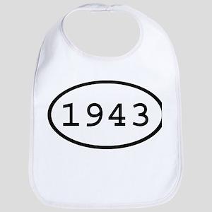 1943 Oval Bib